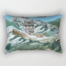Experiment am Berg 16 Rectangular Pillow
