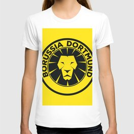 Prussia Yellow Football T-shirt