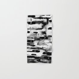 Watercolor 02 - Birch Hand & Bath Towel