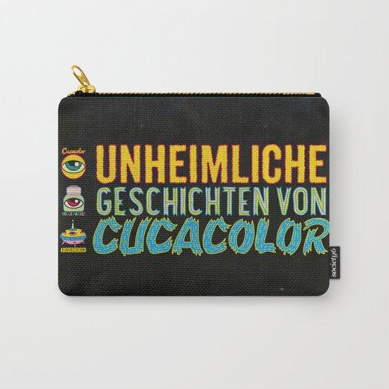 UNHEIMLICHE GESCHICHTEN VON CUCACOLOR Carry-All Pouch