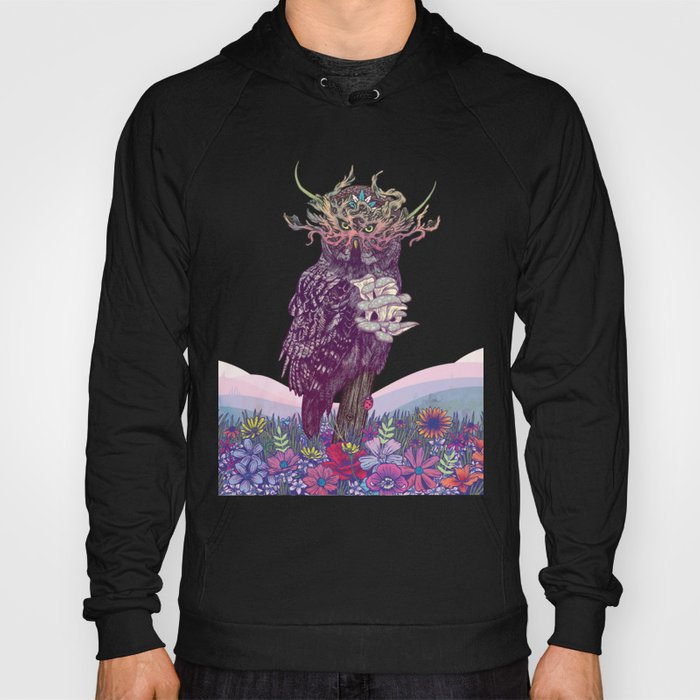 Journeying Spirit (Owl) Hoody