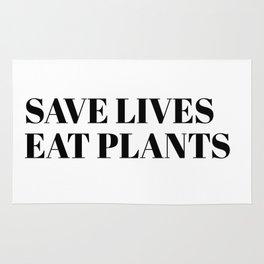 save lives Rug