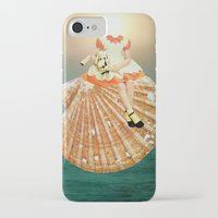 seashell iPhone & iPod Cases featuring Seashell by Tyler Varsell
