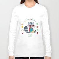 cassandra jean Long Sleeve T-shirts featuring Jean Paul by gabriela