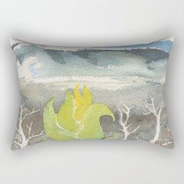 The Big Island, Hawaii Rectangular Pillow