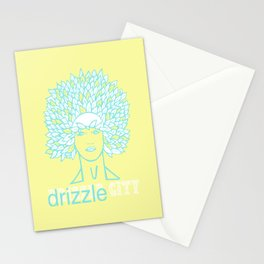 Drizzle City 1 Stationery Cards