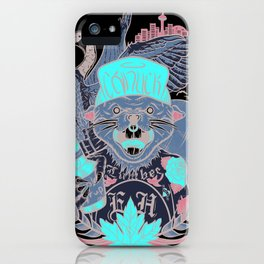 Canadian Life iPhone Case