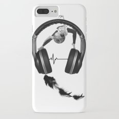 Lost without u music Slim Case iPhone 7 Plus