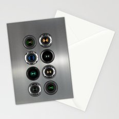 Robotic Camera Stationery Cards
