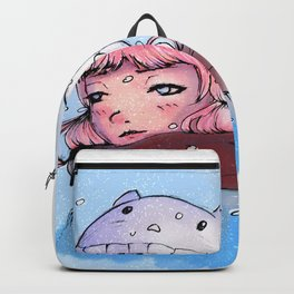 winter is here Backpack