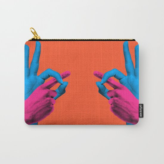 What I Need Carry-All Pouch