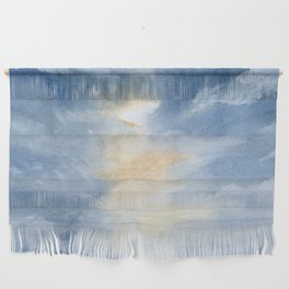 Between the Land and the Sky Wall Hanging