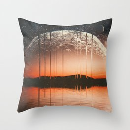 NIBĮR Throw Pillow