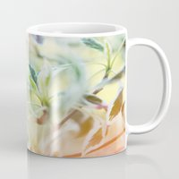 plant Mugs featuring Plant by nadja-elli
