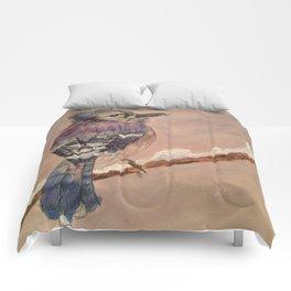 Blue Jay Comforters