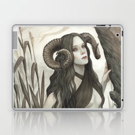 The Witch of the Mire Laptop & iPad Skin