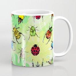 Beetles in Bermuda Coffee Mug