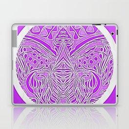 Purple reflection Laptop & iPad Skin