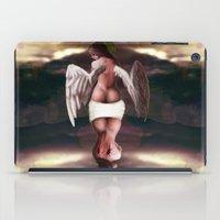 tarot iPad Cases featuring The Tarot by J ō v