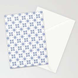 Portuguese Tiles III Stationery Cards