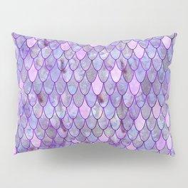 Mermaid Lilac Pillow Sham