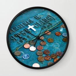 R.I.P. Patsy Cline Wall Clock