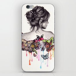 Butterfly Effect iPhone Skin