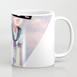 CAT GIRL NEKO GLITCH - SAD JAPANESE ANIME AESTHETIC Coffee Mug