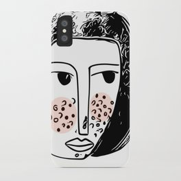 Pimply Monsters - 1 iPhone Case