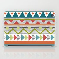 aztec iPad Cases featuring Aztec. by Tayler Willcox
