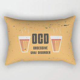 Funny Chai Disorder Rectangular Pillow