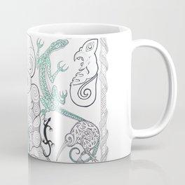Tiki Moko Coffee Mug