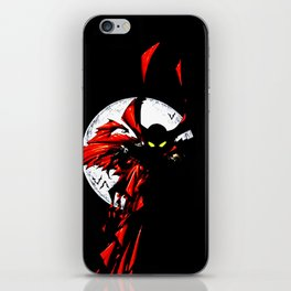 spawn iPhone Skin