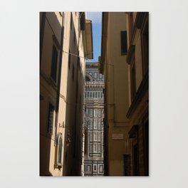 firenze - catedrale Canvas Print