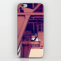 beast iPhone & iPod Skins featuring beast by resonate
