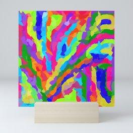 Neon Magic Marker 9931 Mini Art Print