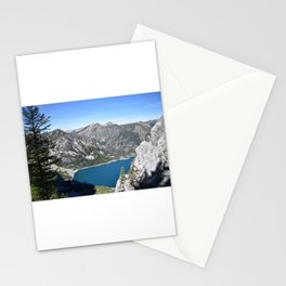 Hears to you Mother Earth - Colchuck Lake, Washington State Stationery Cards