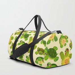 Red-eared slider Duffle Bag