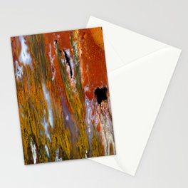 Cady Mountain Tube Agate Stationery Cards