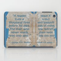 books iPad Cases featuring Books by Dora Birgis