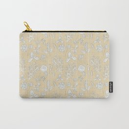Plant Therapy Butter Yellow Carry-All Pouch