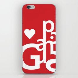 Love Graphics iPhone Skin