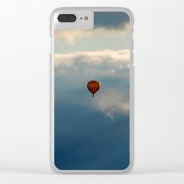 Balloon Clear iPhone Case