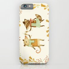 Cheers! From Pinknose the Opossum & Riley the Raccoon iPhone 6 Slim Case