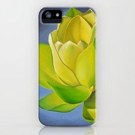 Blooming Lotus iPhone Case