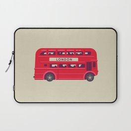 Double Decker - London Laptop Sleeve