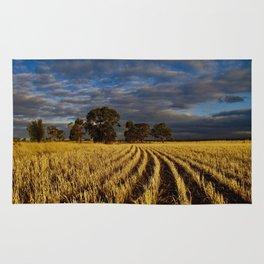 Golden Harvest Rug
