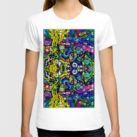 starry night T-shirts featuring #STARRY #NIGHT by JOHNF