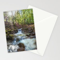 Early Spring Sunrise Stationery Cards
