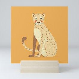 Cheetah, African Wildlife Mini Art Print